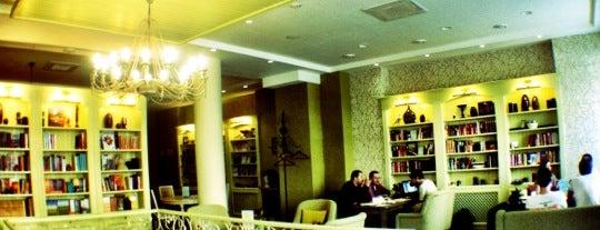 Имбирь is one of Cafe Kyiv (Kiev, Ukraine).