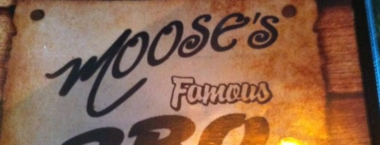 Moose's Famous BBQ is one of South Carolina Barbecue Trail - Part 1.