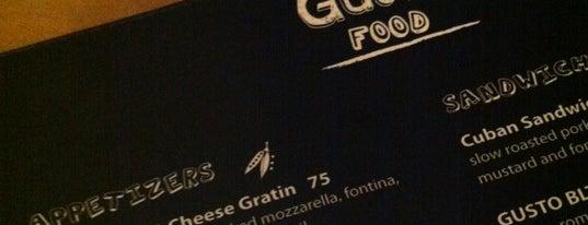 Gusto is one of Hk fav restaurant list.
