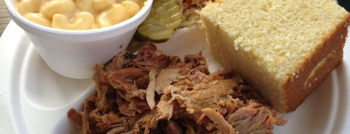 BBQ Exchange is one of Virginia BBQ.
