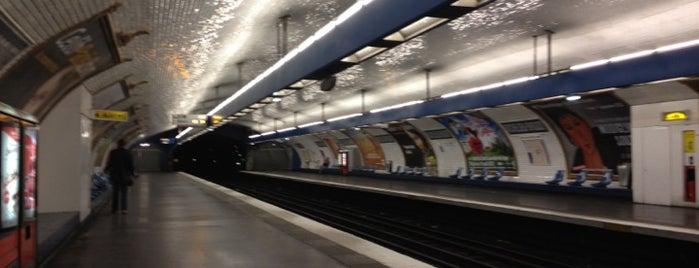 Métro Richelieu—Drouot [8,9] is one of Stations de metro a Paris.