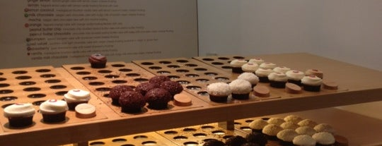 Sprinkles Cupcakes is one of LA's To do list.