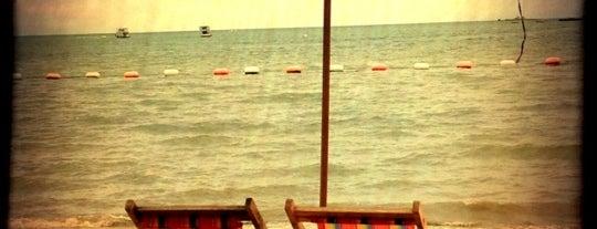 Pattaya Beach is one of My TripS :).