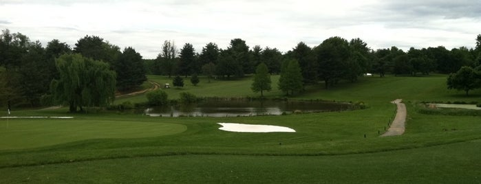 Needwood Golf Course is one of The Great Outdoors.