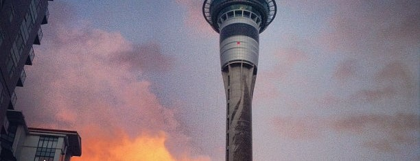 Sky Tower is one of Fun Group Activites around New Zealand.