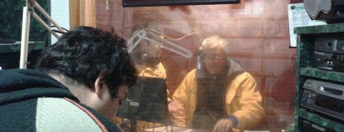 Radio Dinámica y Dinámica TV is one of #Coronel.