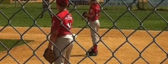 St Josephs Baseball Field is one of Baseball Venue.