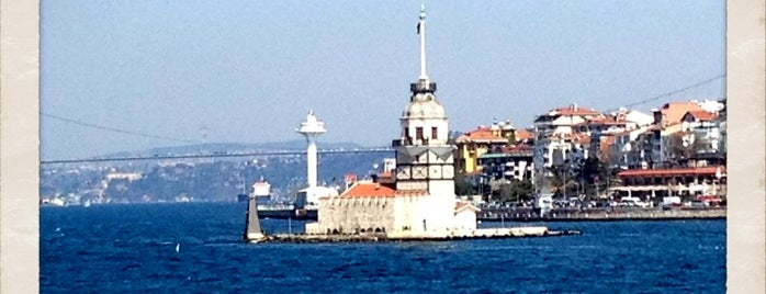 Maiden's Tower is one of Istanbul.