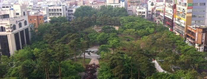 2.28기념중앙공원 is one of これだけは俺のもの。.