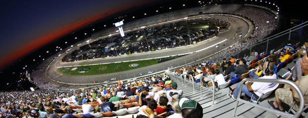 Richmond International Raceway is one of My NASCAR Cup Series Trip List.