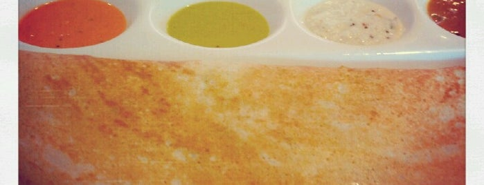 Dosa Express is one of Foodies in Manchester.