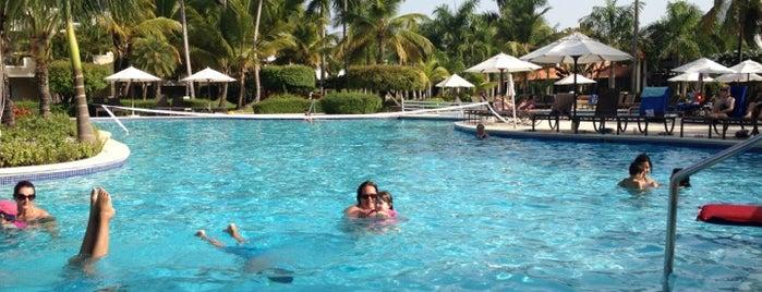 Dreams Palm Beach Hotel Punta Cana is one of A R.