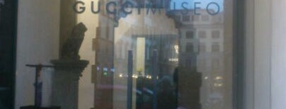 Gucci Museo is one of Firenze (Florence).