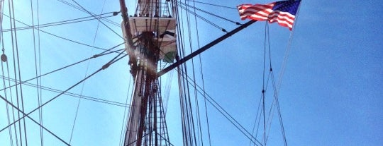 USS Constitution is one of Hub History.