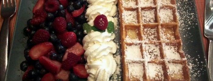 Belga Cafe is one of FOOD!.