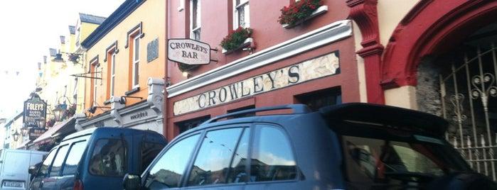 Crowleys is one of PIBWTD.