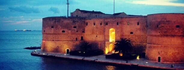 Taranto is one of ITALY BEACHES.