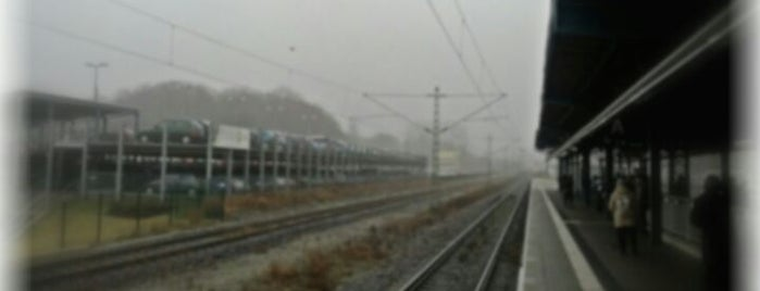 Bahnhof Soest is one of Bahnhöfe DB.