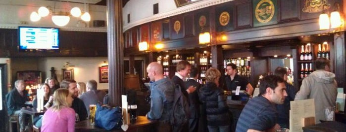 Railway Tavern is one of BMAG's Pubs.