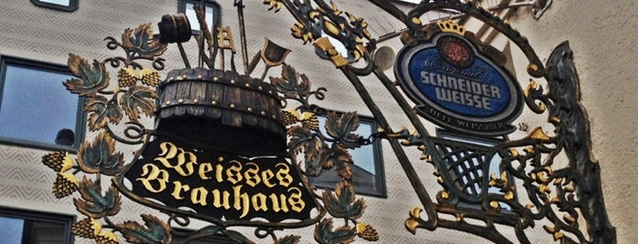 Weisses Bräuhaus is one of Munich And More.