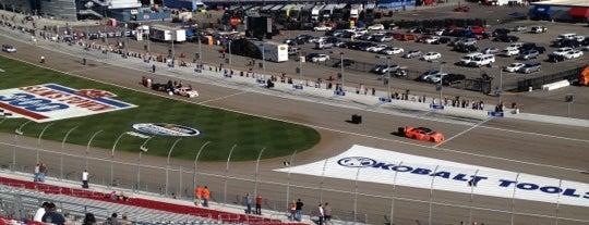 Las Vegas Motor Speedway is one of DebrA.