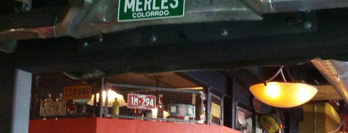 Merle's is one of Best Bars in Colorado to watch NFL SUNDAY TICKET™.