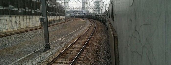 오류동역 (Oryu-dong Stn.) is one of Subway Stations in Seoul(line1~4 & DX).