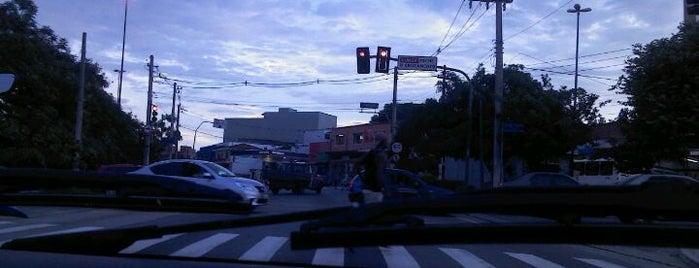 Avenida Vereador João de Luca is one of Principais Avenidas de São Paulo.