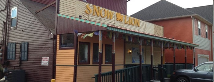 Snow Lion Restaurant is one of Bloomington To-Do.