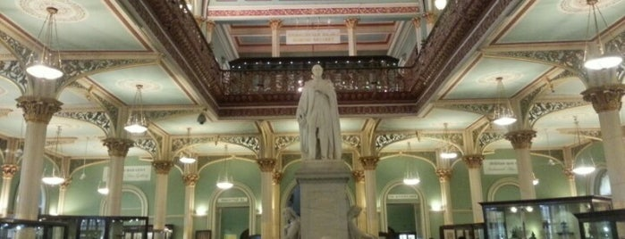 Bhau Daji Lad Museum is one of Mumbai Maximum.