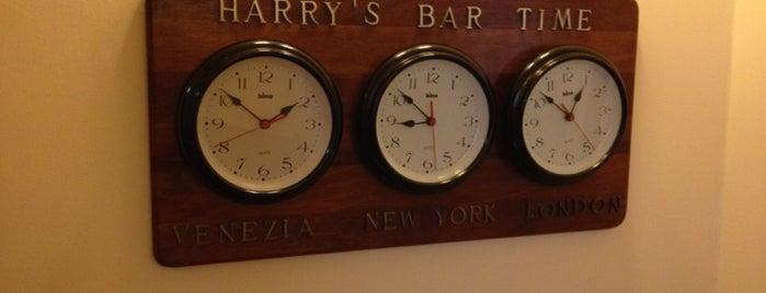 Harry's Bar is one of Venezia.