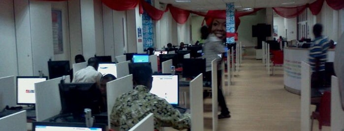 Vodafone Internet Cafe is one of Kumasi City #4sqCities.