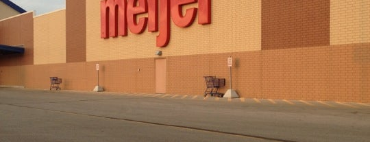 Meijer is one of Frequented.
