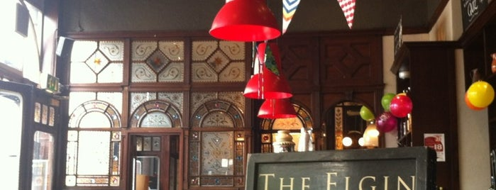 The Elgin is one of London's best pubs & bars.