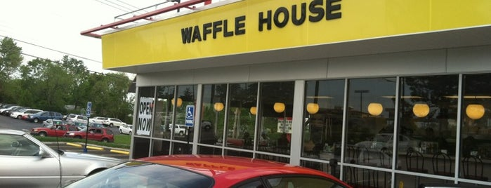 Favorite food for Waffle house classic jukebox favorites