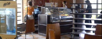 McCafé is one of Restaurantes Venezuela.
