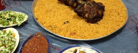 Shawati Al Khaleej | شواطئ الخليج is one of مطاعم ومقاهي.