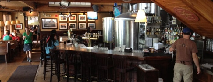 Breckenridge Brewery & Pub is one of My Visited Breweries.