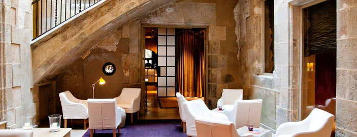 Hotel Neri is one of BCN Restaurants, Bars and Delicatessen.