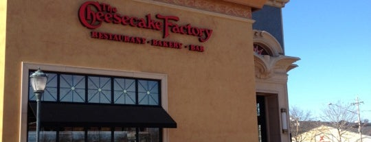 The Cheesecake Factory is one of Guide to Rochester's best spots.