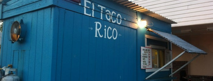 El Taco Rico is one of Austin to-dos.