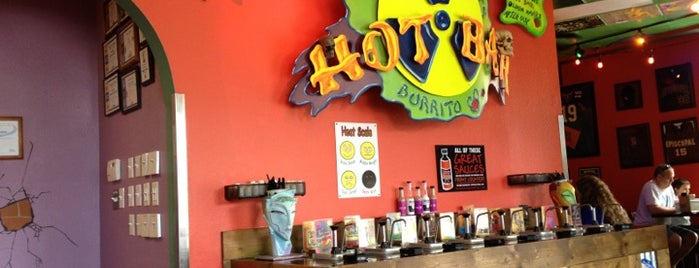 Tijuana Flats is one of Must-visit Mexican Restaurants in Jacksonville.