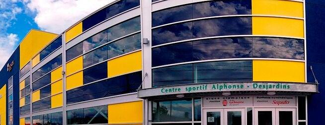 Complexe sportif Alphonse-Desjardins is one of T-Rès Trois-Rivières #4sqCities.