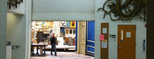 CCM Scene Shop is one of Fixer Upper Badge - Cincinnati Venues.