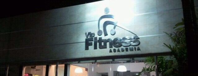 Academia Vip Fitness is one of Nossos Clientes.