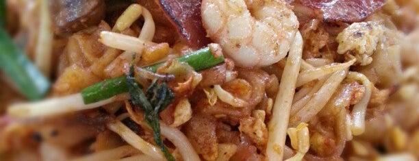 Say Huat Restaurant (發中發飲食中心) is one of Cheap eats in KL.
