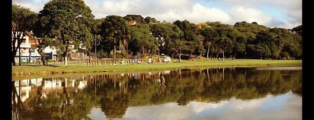 Parque São Lourenço is one of Curitiba.