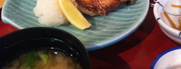 おかわり1・4食堂 is one of 木村潤一郎's Tips.