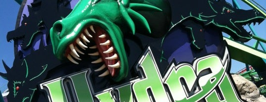 Hydra: The Revenge is one of Favorite Arts & Entertainment.