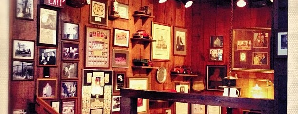 The Angus Barn is one of Welcome to Raleighwood! #visitUS.
